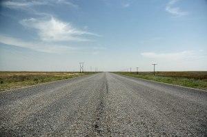 Road P281, Kalmyk Republic, Russia