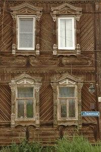 Wooden House, Astrakhan, Astrakhan Region, Russia