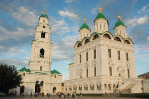 Assumption Cathedral, Astrakhan, Astrakhan Region, Russia