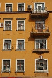 Apartment Building, Saratov, Saratov Region, Russia