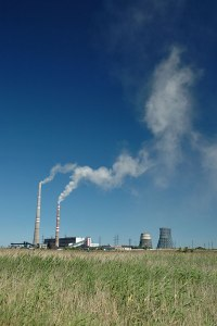 Thermal Power Station, Karaganda, Karaganda Region, Kazakhstan