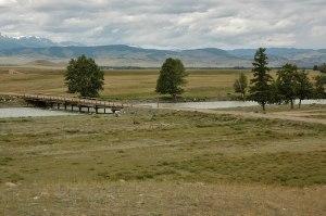 Kuray Steppe, Altai Republic, Russia