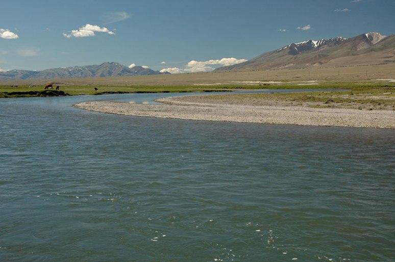 Chuya River, Kosh Agach, Altai Republic, Russia