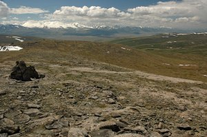 Ukok Plateau, Altai Republic, Russia