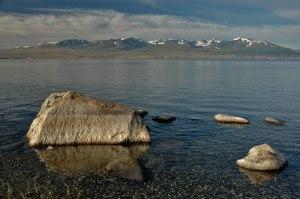 Khurgan Lake, Bayan-Ölgii Province, Mongolia