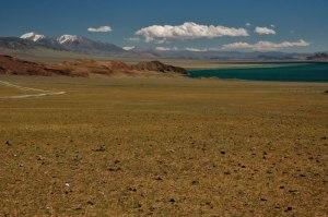 Tolbo Lake, Bayan-Ölgii Province, Mongolia