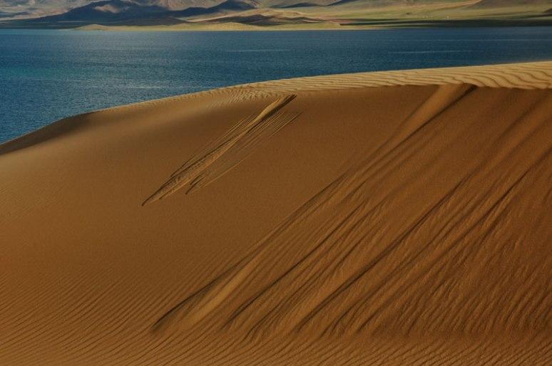Khar Lake, Zavkhan Province, Mongolia