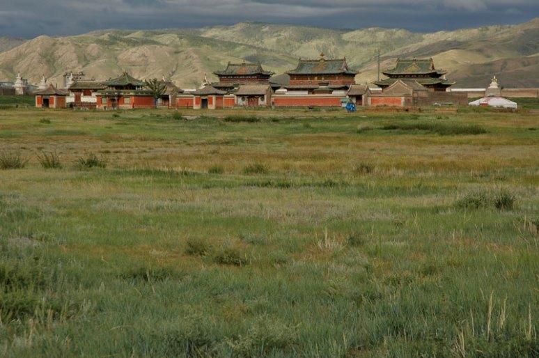 Erdene Zuu Monastery, Kharkhorin, Övörkhangai Province, Mongolia