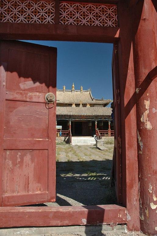Gimpil Darjaalan Monastery, Erdenedalai, Dundgovi Province, Mongolia