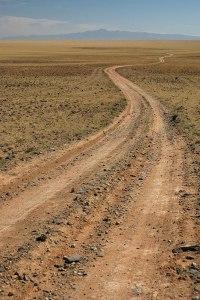 Gobi Road, Bayankhongor Province, Mongolia