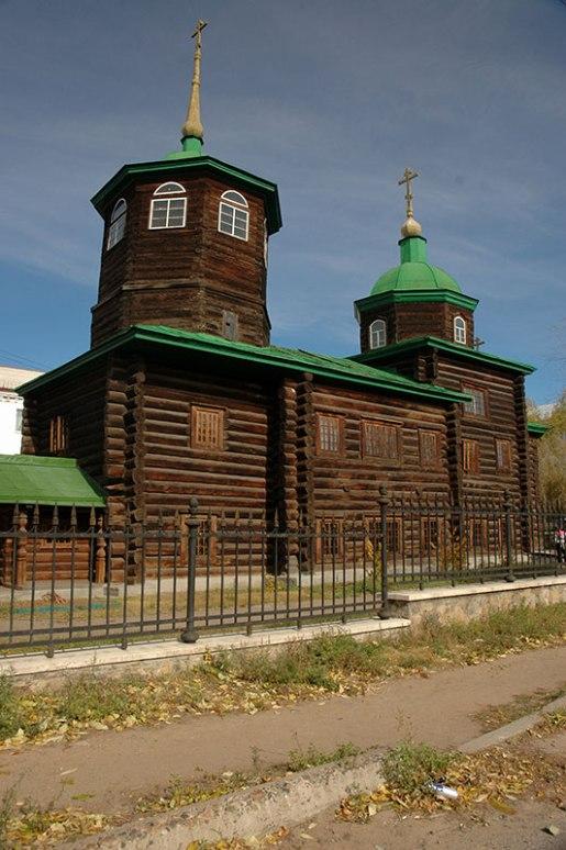 Decembrist Church, Chita, Zabaikal Territory, Russia