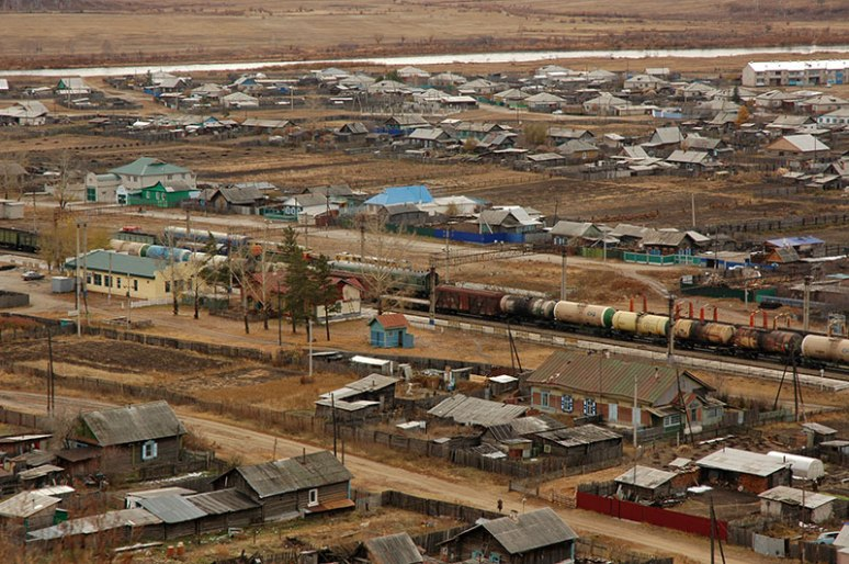 Darasun, Zabaikal Territory, Russia
