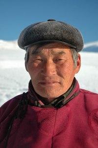 Mongol Man, Mogoyngol, Khövsgöl Province, Mongolia