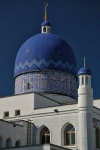 Imangaly Mosque, Atyrau, Atyrau Region, Kazakhstan