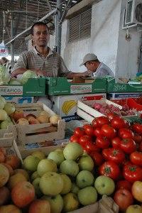 Bazaar, Shymkent, South Kazakhstan Region, Kazakhstan