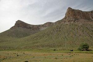 Karatau Mountains, near Kentau, South Kazakhstan Region, Kazakhstan