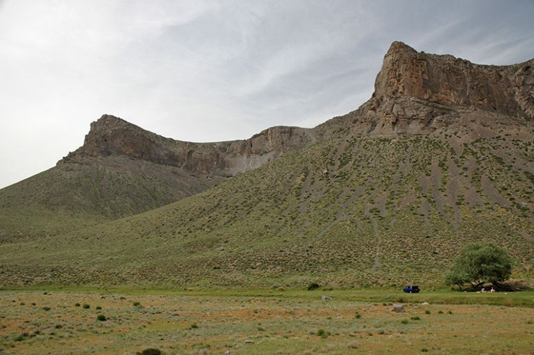 Karatau Mountains, near Kentau, South Kazakhstan Region, Kazakhstan