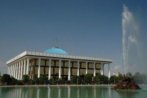 Parliament of Uzbekistan, Tashkent, Uzbekistan
