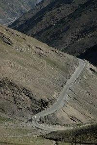Turkestan Range, Sughd Region, Tajikistan