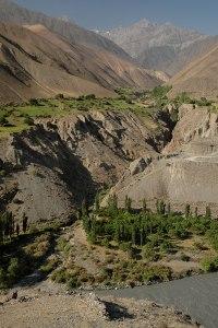 Zerafshan Valley, Sughd Region, Tajikistan