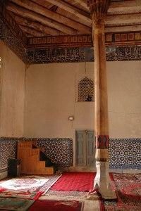 Friday Mosque, Katta Langar, Qashqadaryo Region, Uzbekistan