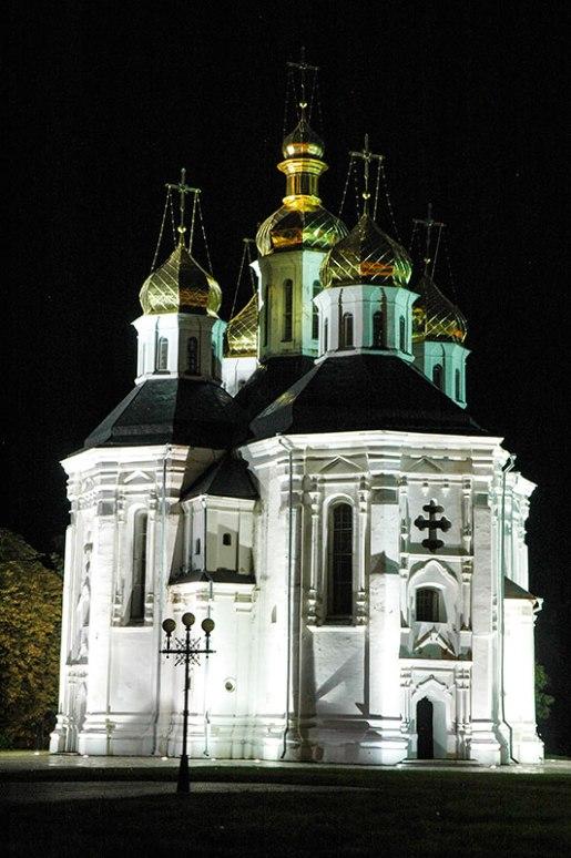 St Catherines Church, Chernihiv, Chernihiv Region, Ukraine