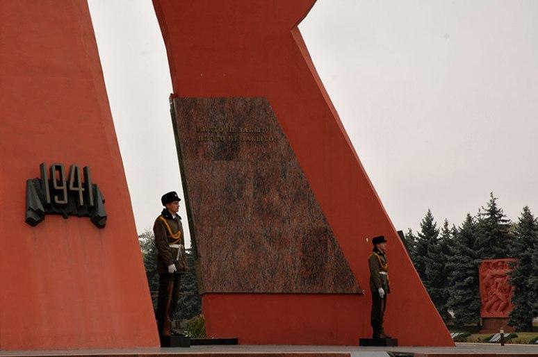Eternity Monument, Chișinău, Moldova