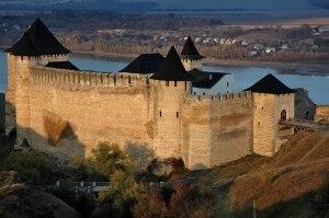 Castle, Khotyn, Chernivtsi Region, Ukraine