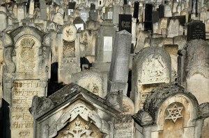Jewish Cemetery, Chernivtsi, Chernivtsi Region, Ukraine