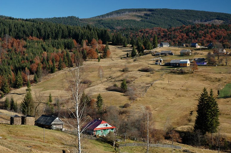 Carpathian Mountains, Ivano-Frankivsk Region, Ukraine