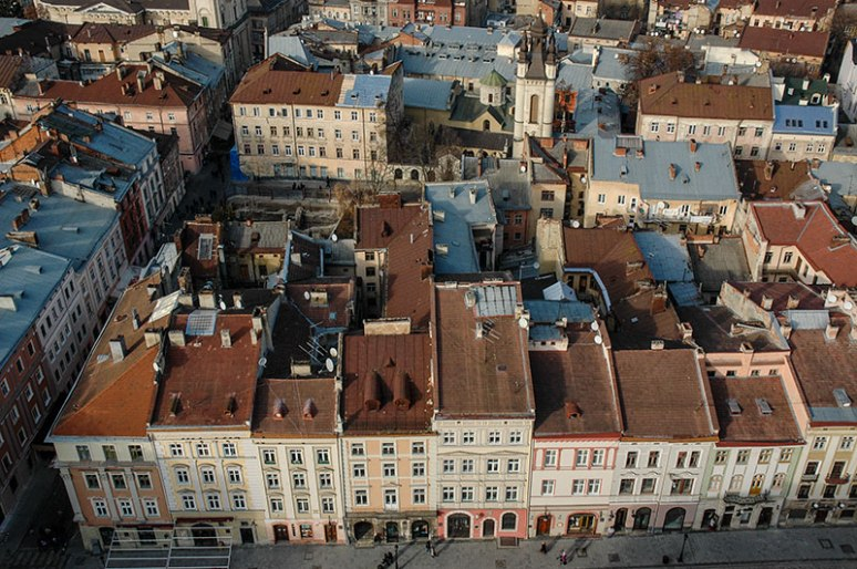 Market Square, Lviv, Lviv Region, Ukraine