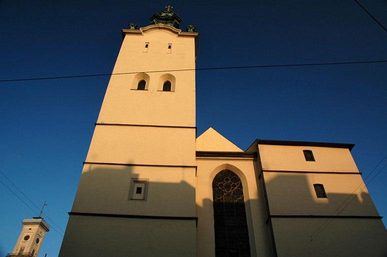 Latin Cathedral, Lviv, Lviv Region, Ukraine