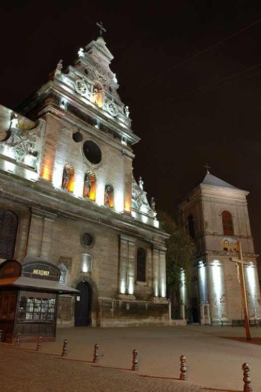 Bernadine Church, Lviv, Lviv Region, Ukraine