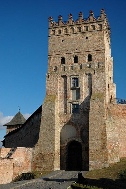 Lubart's Castle, Lutsk, Volyn Region, Ukraine