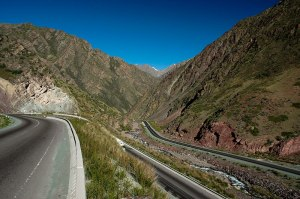 Kara Balta Valley, Chuy Region, Kyrgyzstan