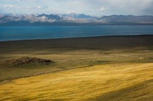 Song Kol, Naryn Region, Kyrgyzstan