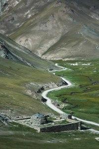 Tash Rabat Caravanserai, Naryn Region, Kyrgyzstan
