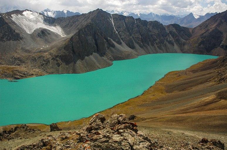 Ala Kul, Issyk-Kul Region, Kyrgyzstan
