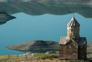 Dzordzor Chapel, West Azerbaijan Province, Iran