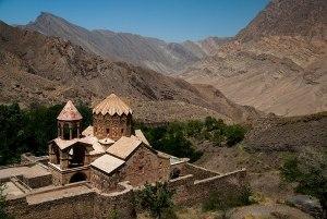Saint Stepanos Monastery, East Azerbaijan Province, Iran