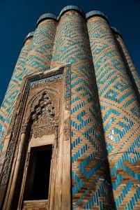 Mausoleum, Qarabağlar, Nakhchivan Autonomous Republic, Azerbaijan