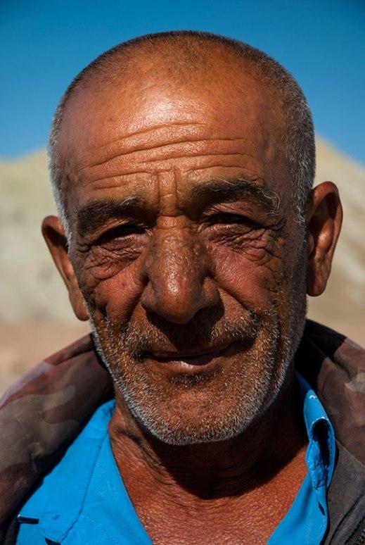 Azerbaijani Shepherd, near Diza, Nakhchivan Autonomous Republic, Azerbaijan