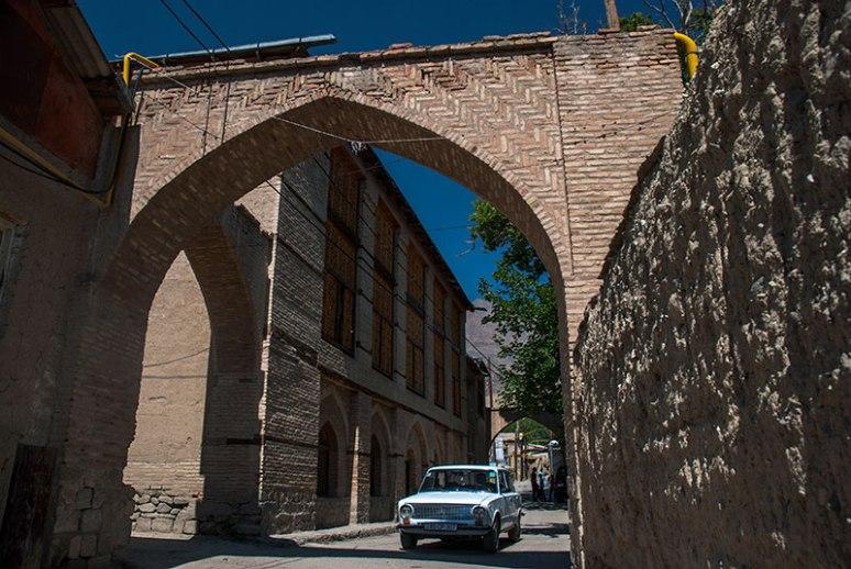 Shahsahar Mosque, Ordubad, Nakhchivan Autonomous Republic, Azerbaijan