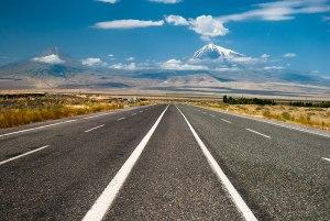 Mount Ararat (5137 m), Aralık, Iğdır Province, Turkey