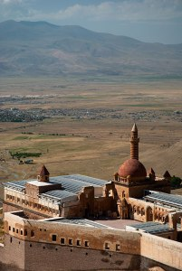 İshak Paşa Palace, Doğubeyazıt, Ağrı Province, Turkey