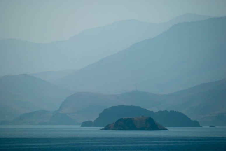 Lake Van, Van Province, Turkey