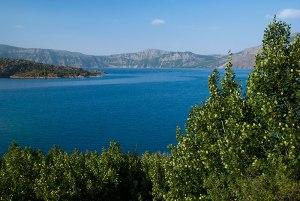 Lake Nemrut, Bİtlİs Province, Turkey