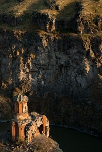 Chapel of Hripsimian Virgins, Ani, Kars Province, Turkey