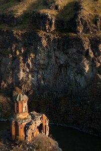 Chapel of Hripsimian Virgins, Ani, Kars Province, Turkey