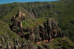 Şeytan Castle, Ardahan Province, Turkey